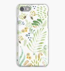 lovely green iPhone Case/Skin