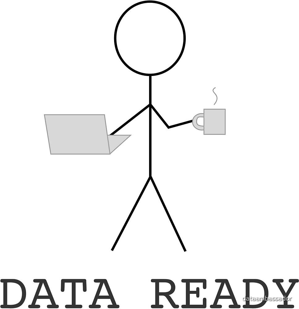 Data Ready by dataambassador