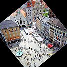 Marienplatz Munich Germany  by kevin smith  skystudiohawaii
