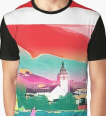 ARCHITECTURE #wolfgangsee #austria Graphic T-Shirt
