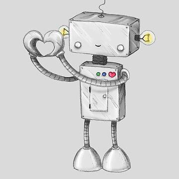 Luv-Bot by SprawlingPuppy