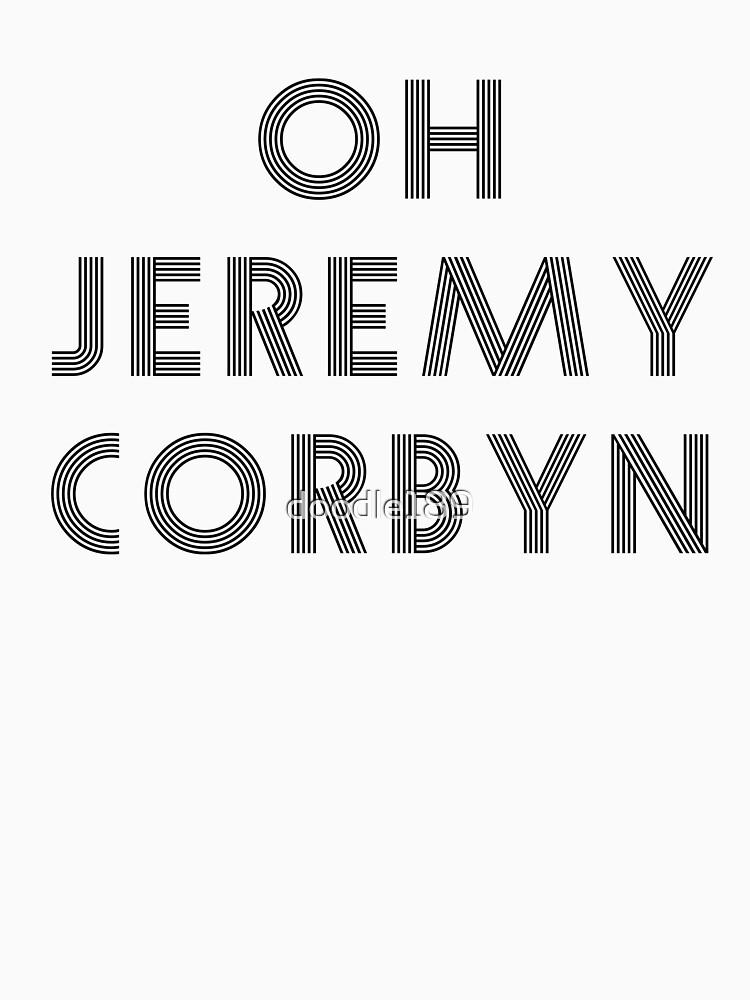 Oh Jeremy Corbyn by doodle189
