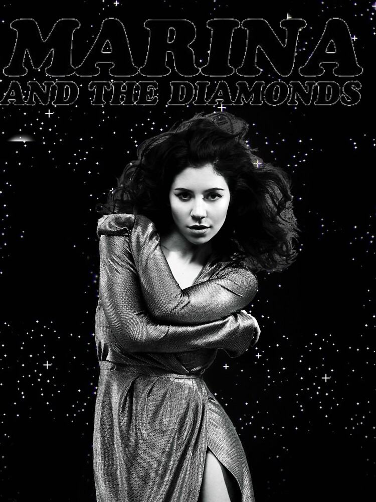 Marina and the Diamonds family jewels by QueenAliceEliz