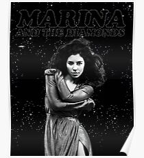 Marina and the Diamonds family jewels Poster