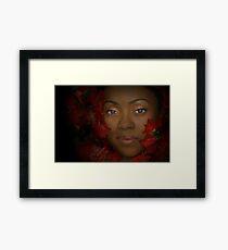 Princess of Nature Framed Print