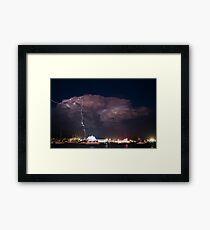 Marina Mirage Framed Print