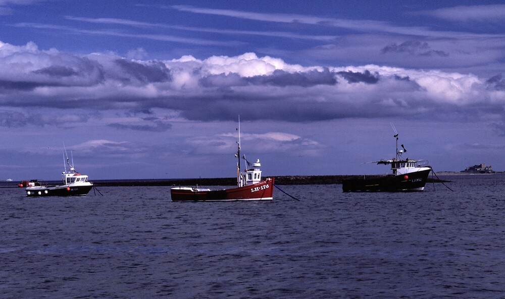 Three Boats by kgb1965