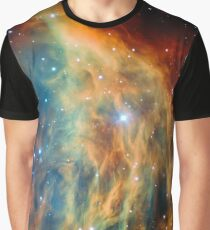 Medusa Nebula Graphic T-Shirt