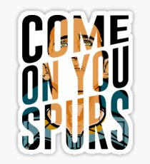 Come On You Spurs COYS Sticker