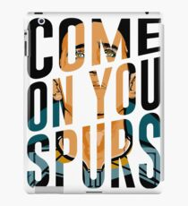 Come On You Spurs COYS iPad Case/Skin