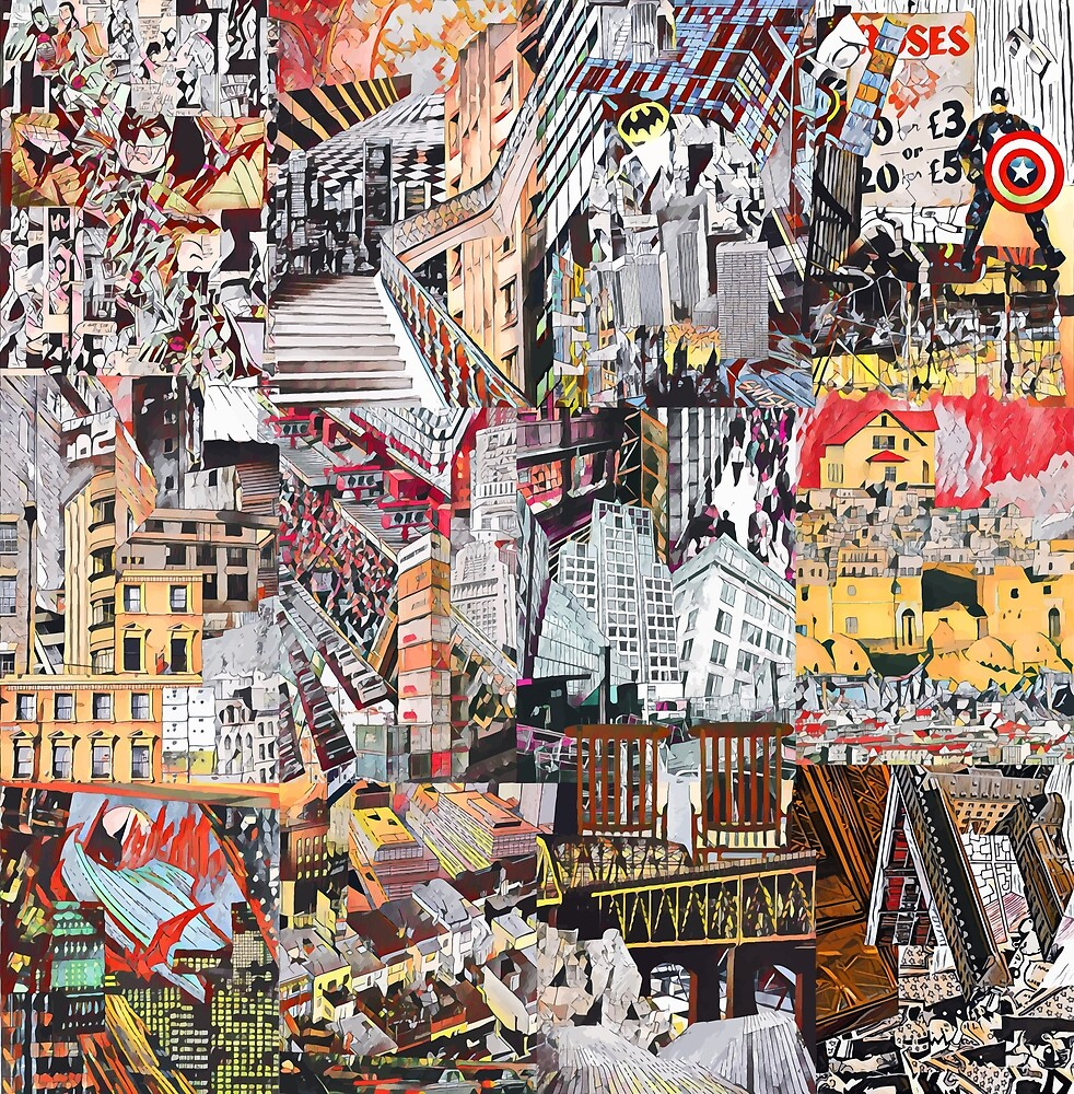City Life - OverloAd by bespired