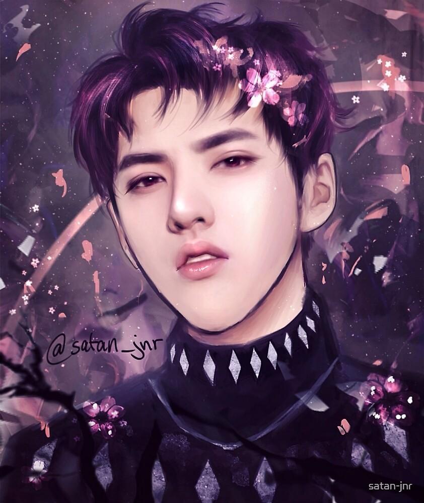 Late Bloom by satan-jnr