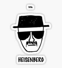 Breaking Bad · Heisenberg Sticker