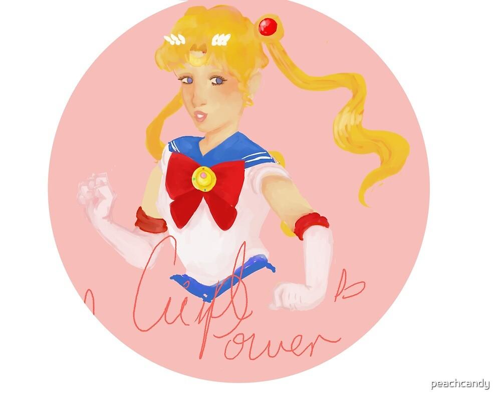 Sailor Moon by peachcandy
