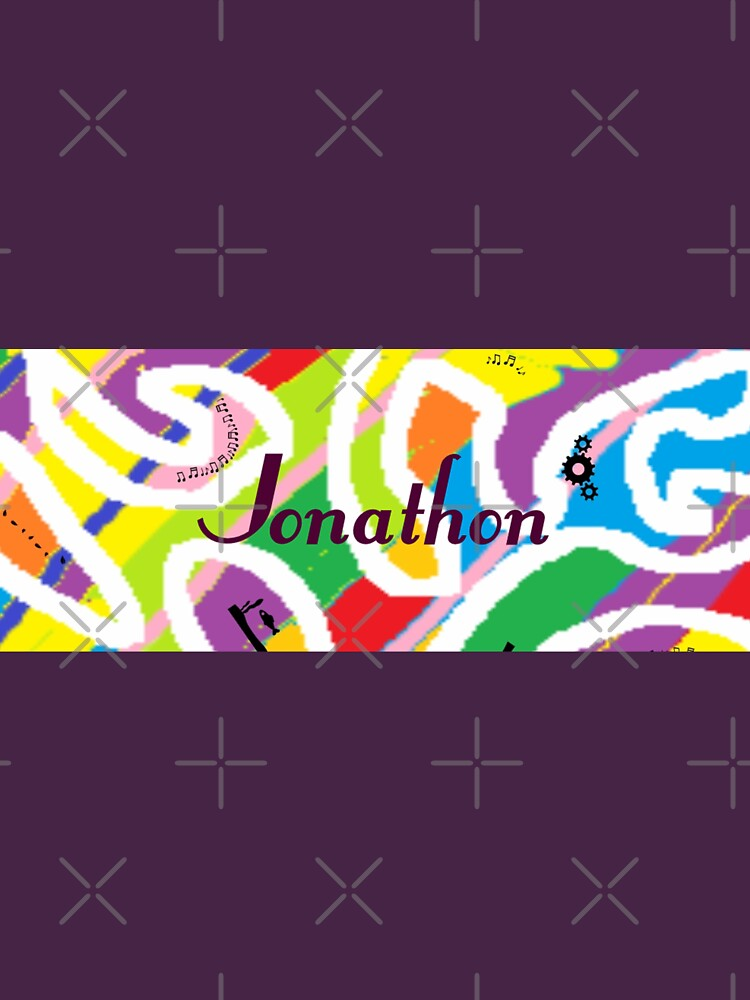 Jonathon -original artwork to personalize your gift by myfavourite8