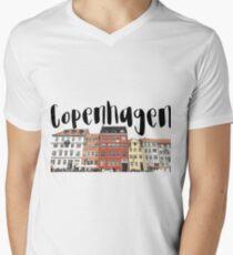 Copenhagen V-Neck T-Shirt