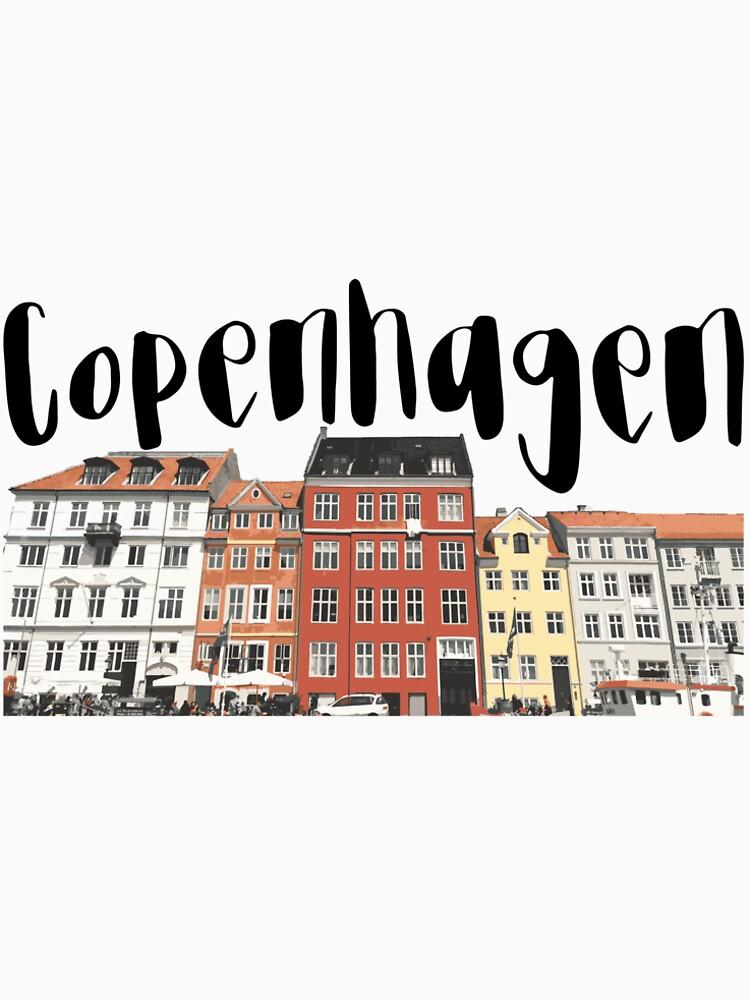 Copenhagen by ashleyboehmer
