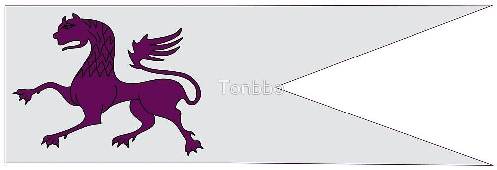 Kingdom of León Banner by Tonbbo