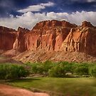 Capitol Reef National Park by Kathy Weaver