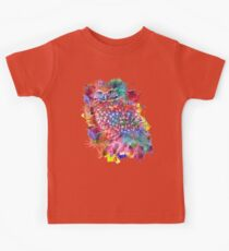 Rainbow owl Kids Clothes