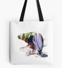 beaver art Tote Bag