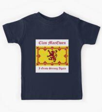 MacEwen - Scottish Clan Kids Tee
