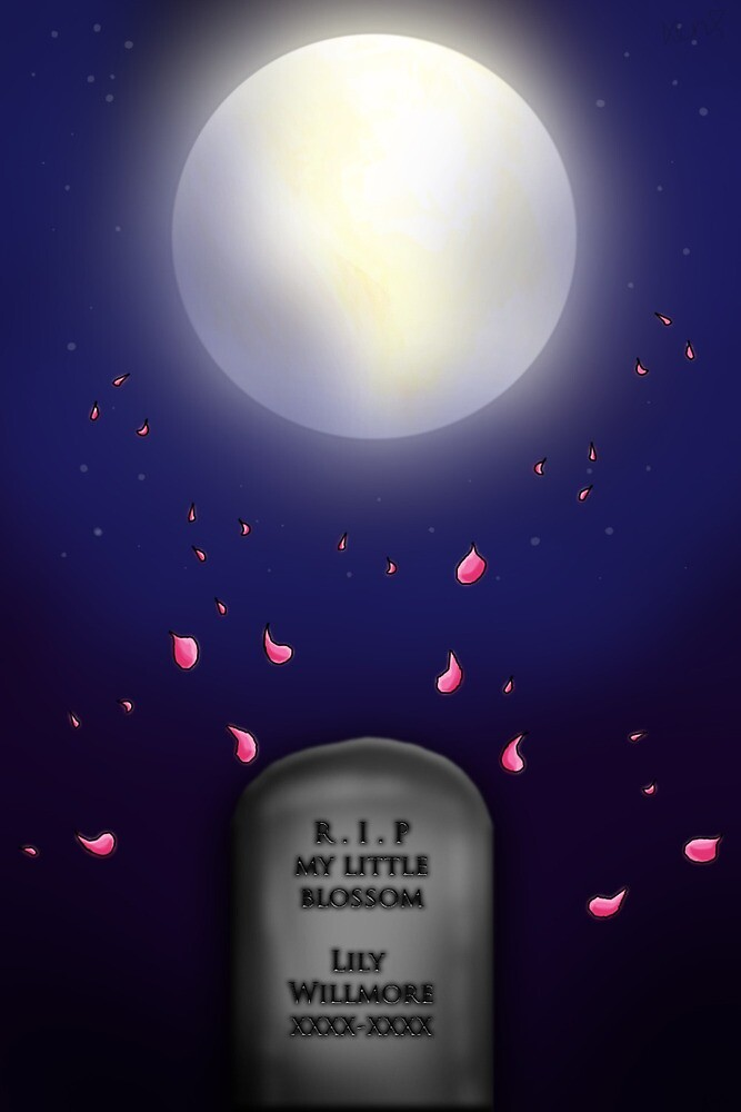 Rip Lily Willmore by ChibiEyeHand
