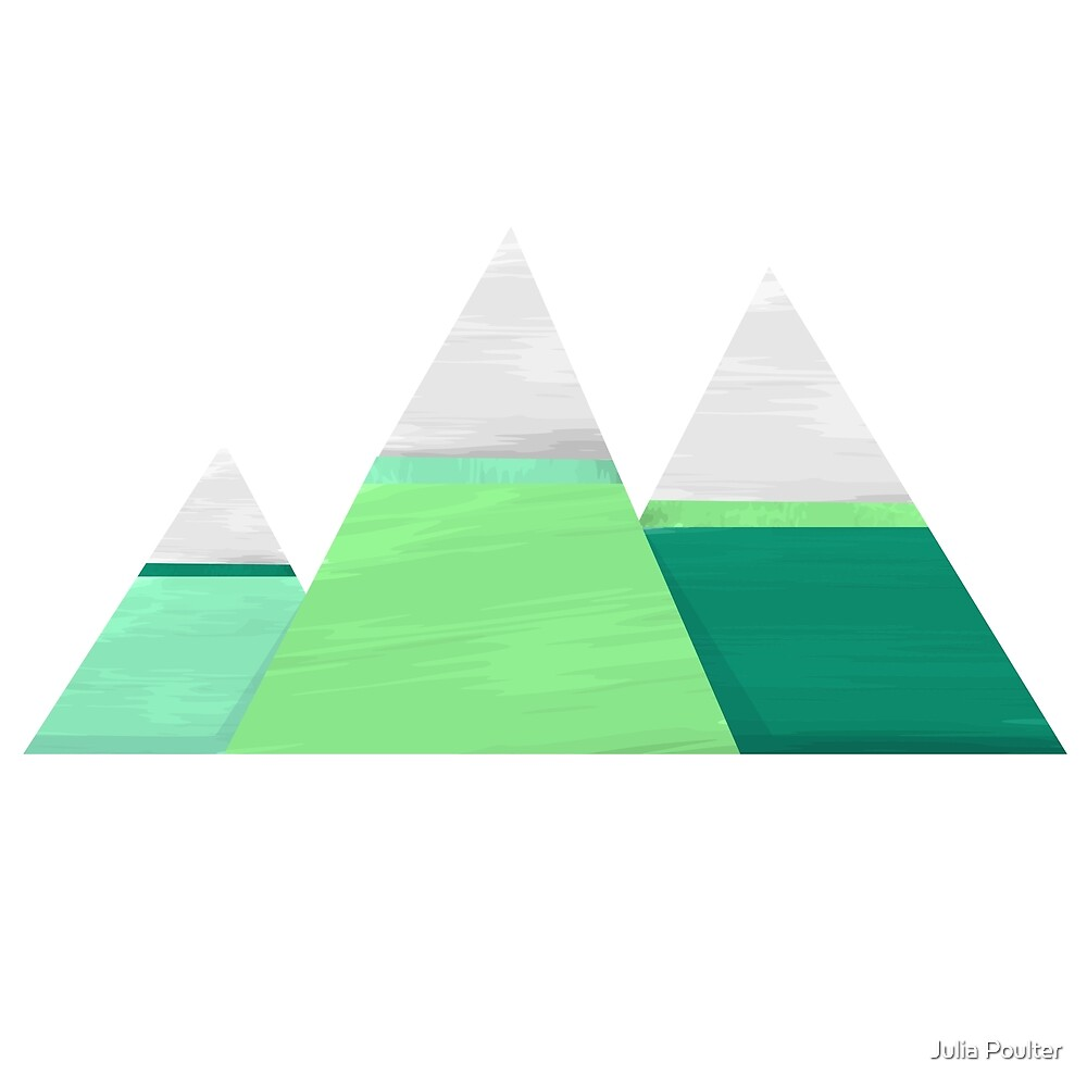 Mountains by Julia Poulter