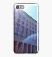 Architecture // Lens flare iPhone Case/Skin