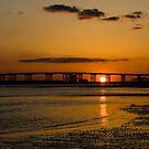 Front Beach Low Tide by Jonicool