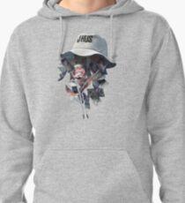 J HUS Common Sense Merchandise Pullover Hoodie