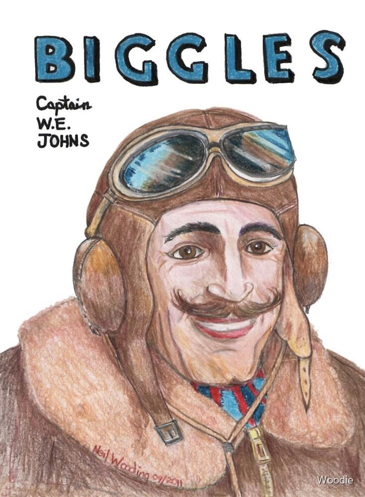 """""""Biggles"""" by Woodie"""
