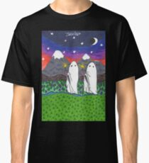 SPARKLER GHOSTS Classic T-Shirt