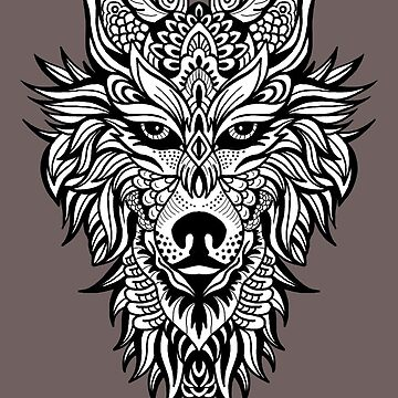 Wolf by GabrielMoon
