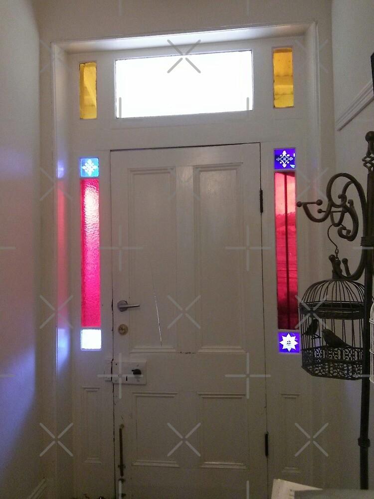 The Old Door by LizEllisPhotos