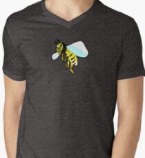 Stylised Wasp Men's V-Neck T-Shirt