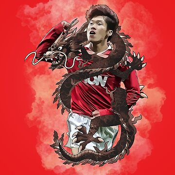 Park Ji Sung Dragon Illustration by theunitedpage