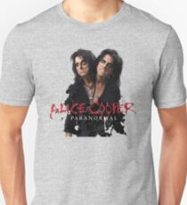 Alice Cooper Paranormal Merchandise T-Shirt