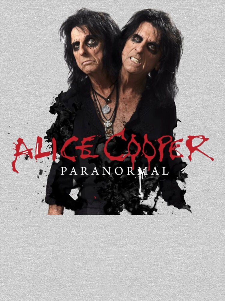 Alice Cooper Paranormal Merchandise by urb4n