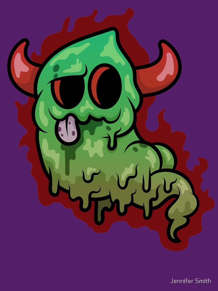 Stink Demon by Jennifer-Smith