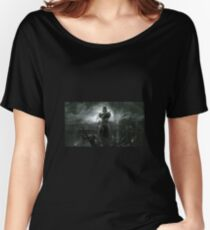 Dishonered high res Women's Relaxed Fit T-Shirt