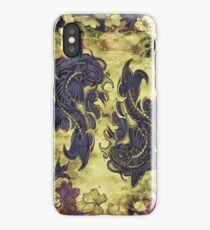 Koi Art 2 iPhone Case/Skin
