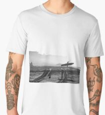 LBNY BW  Men's Premium T-Shirt