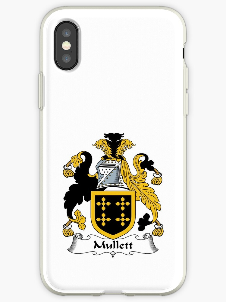 Mullett by HaroldHeraldry