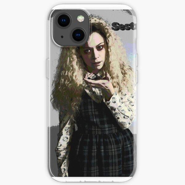 Orphan black Helena iPhone Soft Case
