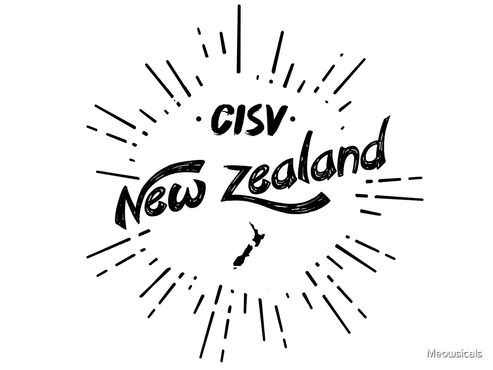 CISV New Zealand by Meowsicals