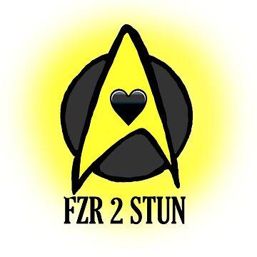 Fzr2stun faded logo by Fzr2stun