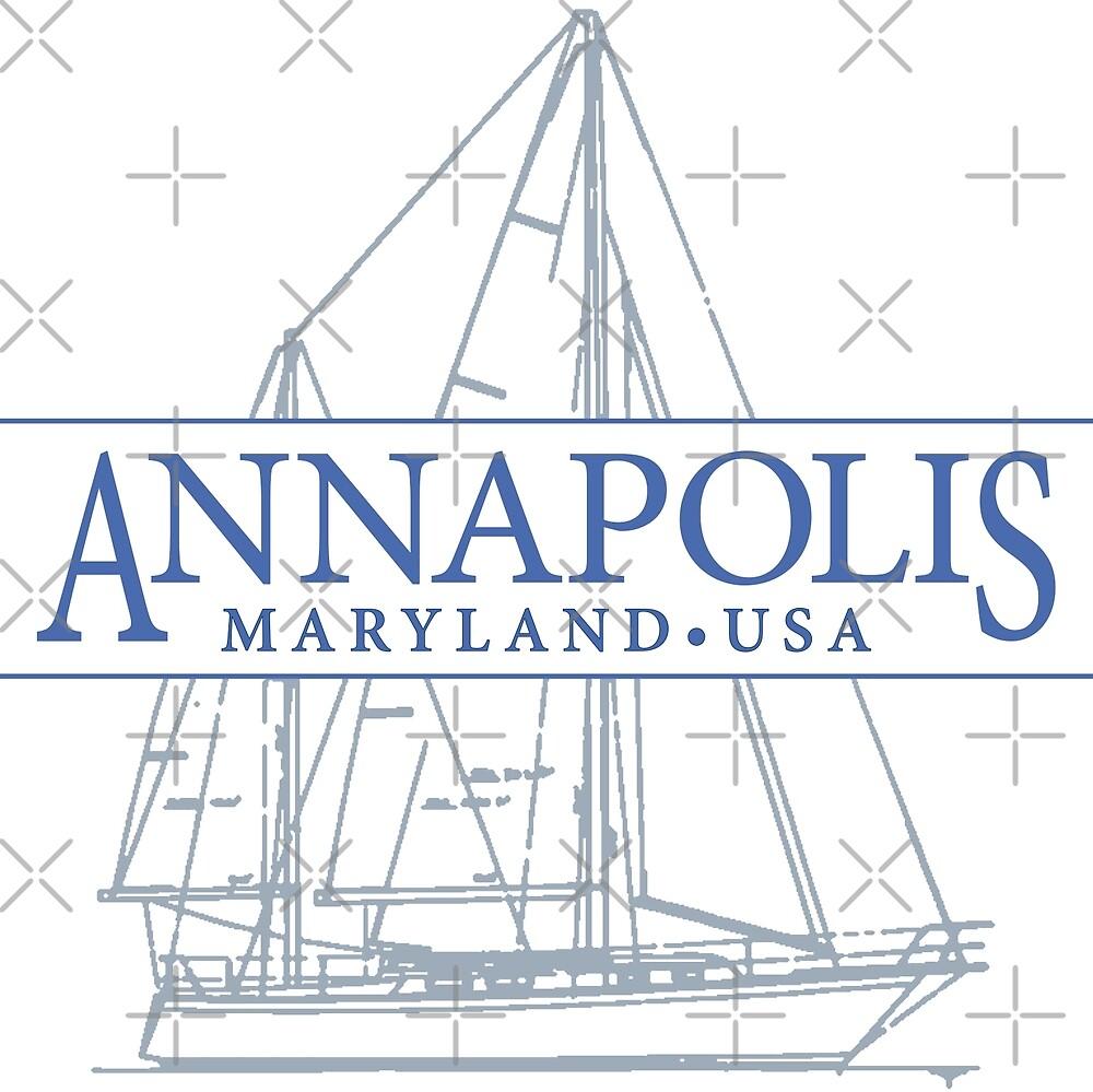 Annapolis Maryland by Futurebeachbum