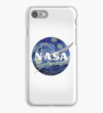 Nasa - van gogh iPhone Case/Skin