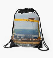 Harland and Wolff - Samson Crane Drawstring Bag